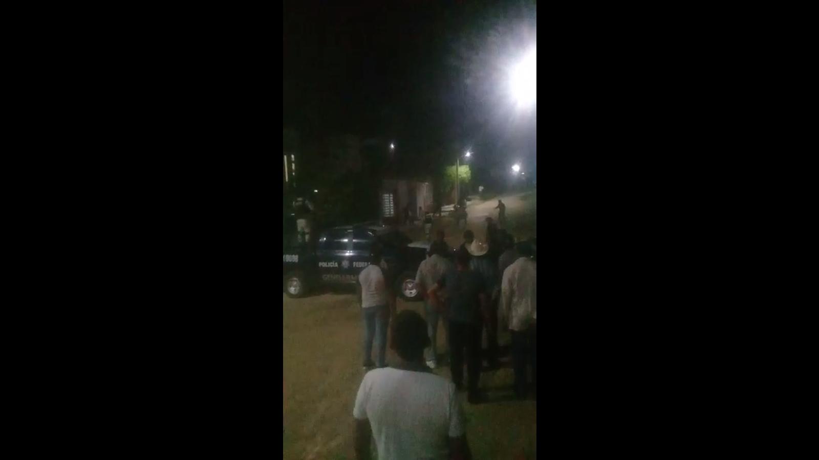 Denuncian intento de robo de la elección por parte de Morena en Jesús Carranza, en Veracruz