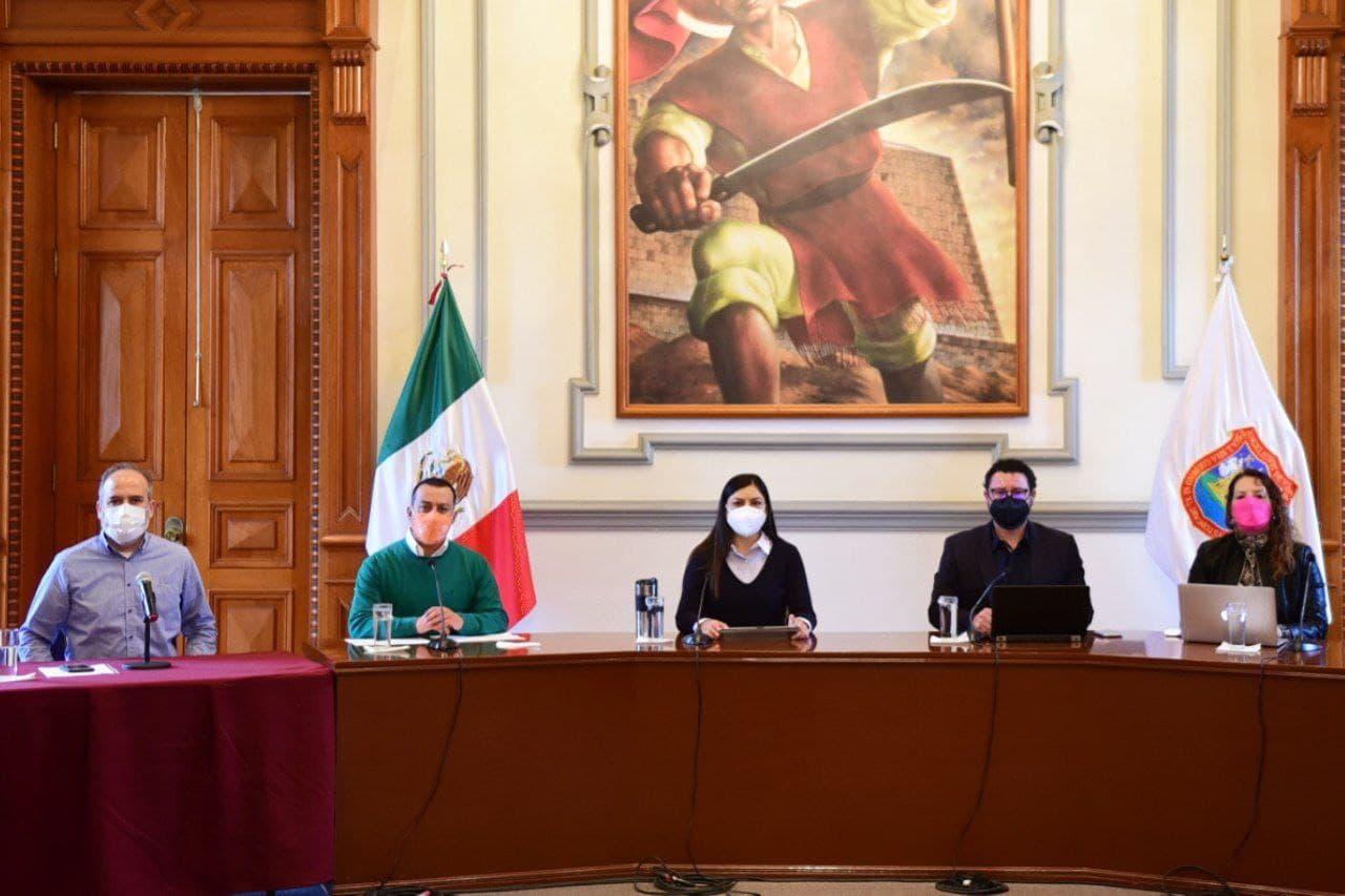 Ayuntamiento de Puebla informa sobre acciones en servicios públicos