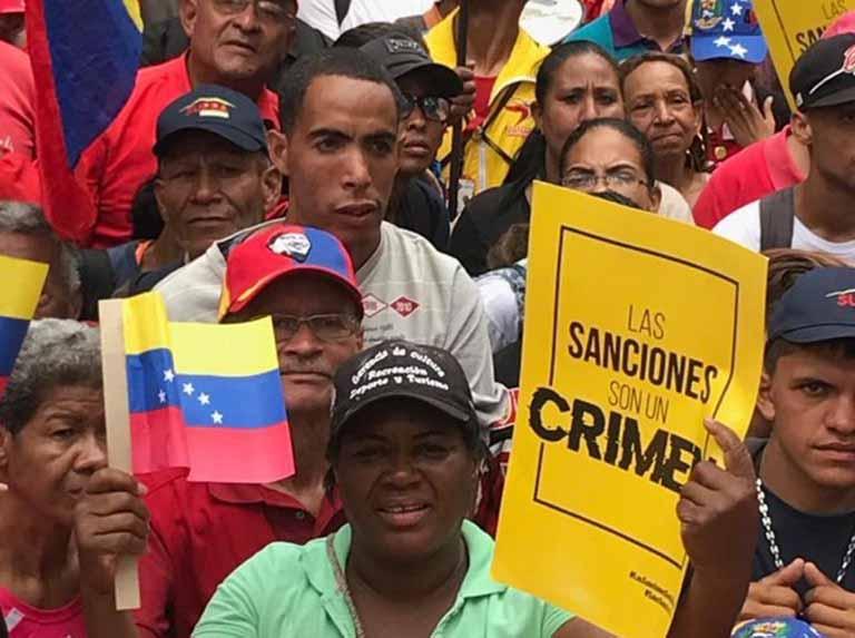 Gobiernos de EE. UU., Canadá y la UE dicen «estar dispuestos» a revisar sanciones contra Venezuela