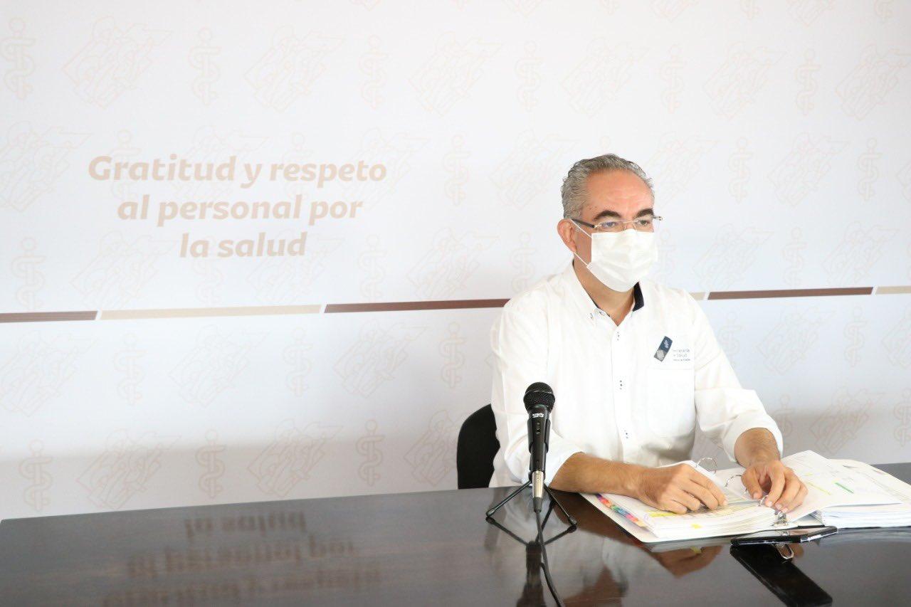 Luz verde para vacunación de personas de 40 a 49 años en zona conurbada de Puebla