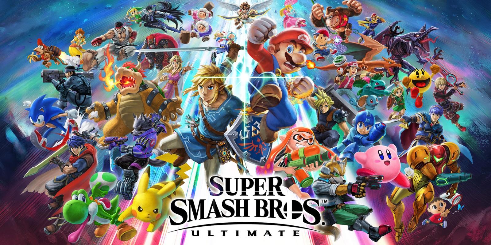 Super Smash Bros, el poder de una comunidad unida