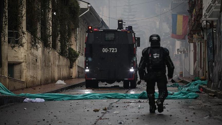 Colombia vive entre la represión masiva del Esmad y los récords de contagios y decesos por la pandemia