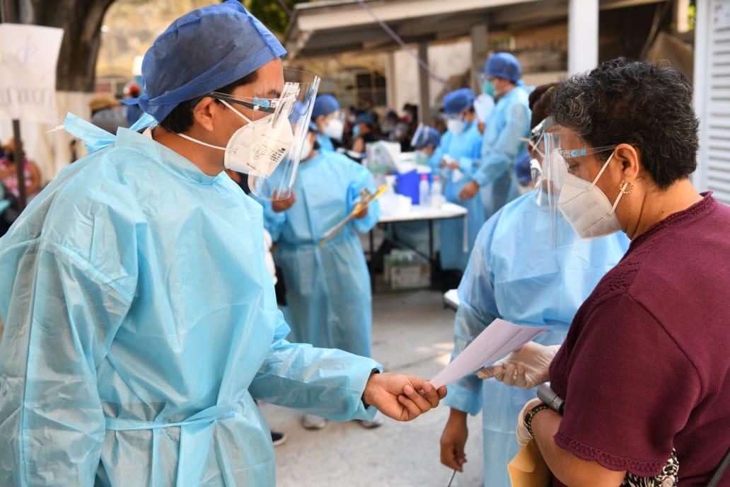 A partir del martes, segundas dosis de vacunas para 50 y más en Puebla capital ¡Sólo Pfizer!
