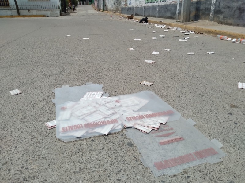 Violencia suspende comicios en cuatro municipios de Oaxaca