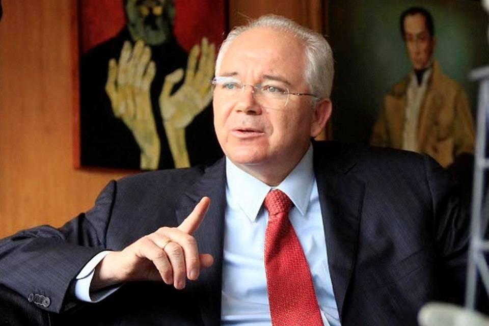 La Fiscalía italiana aprueba la extradición a Venezuela del expresidente de PDVSA Rafael Ramírez