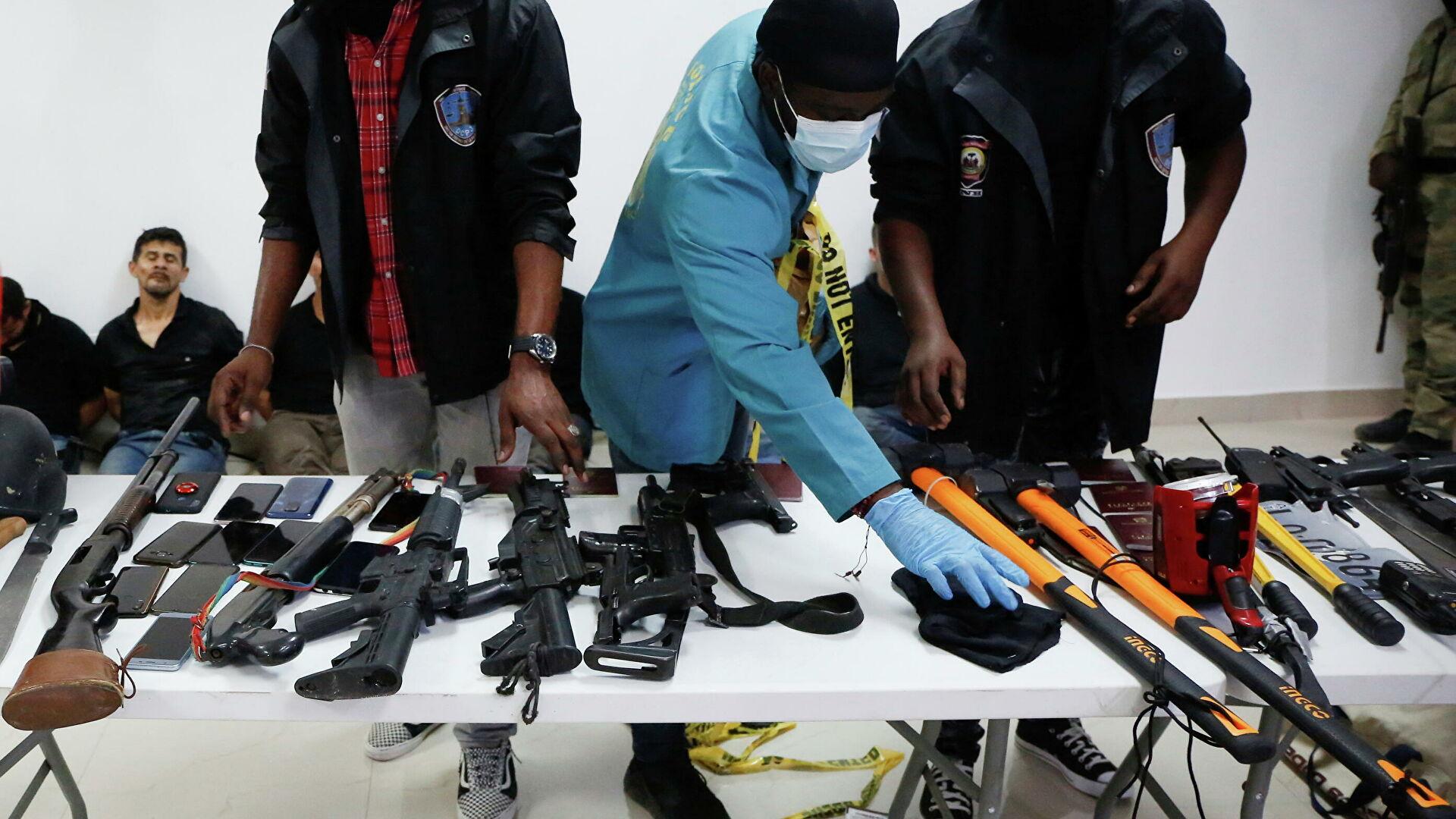 Exfuncionaria oficialista se desvincula del comando que asesinó al presidente de Haití