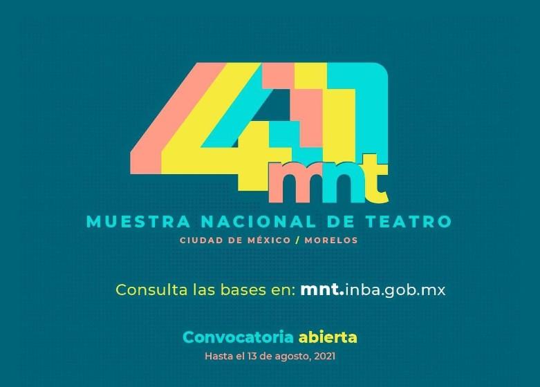 Invitan a formar parte de la 41 Muestra Nacional de Teatro