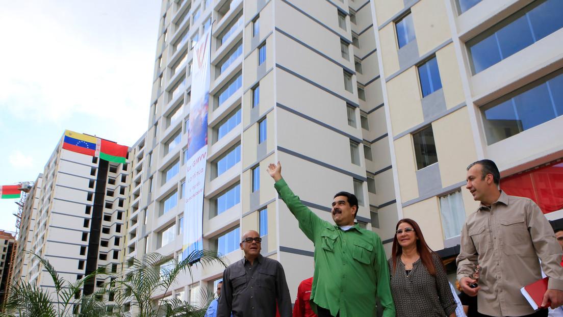 Gobierno de Venezuela llegó a la construcción de la vivienda número 3.600.000 a pesar del bloqueo y las sanciones