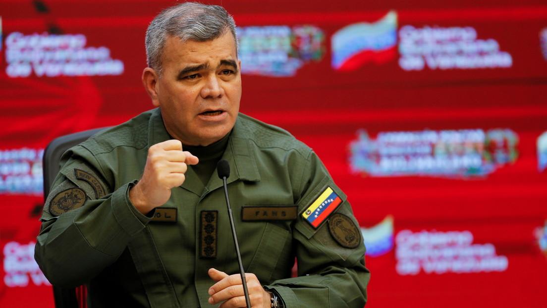 Ministro de Defensa de Venezuela: Nada de esto es casual, todo es una causalidad para desestabilizar al país