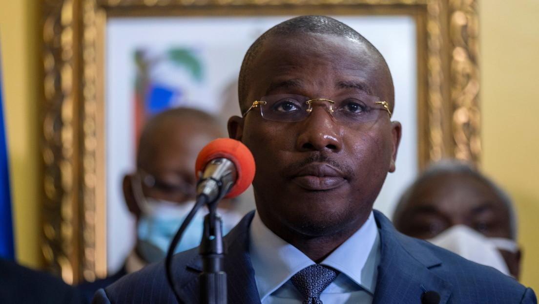 Claude Joseph dimitirá como el primer ministro interino de Haití