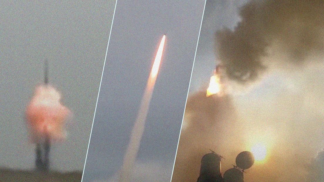 (Video) Exitosa prueba del sistema antiaéreo ruso S-500: Un potencial «cazador» de misiles hipersónicos y satélites