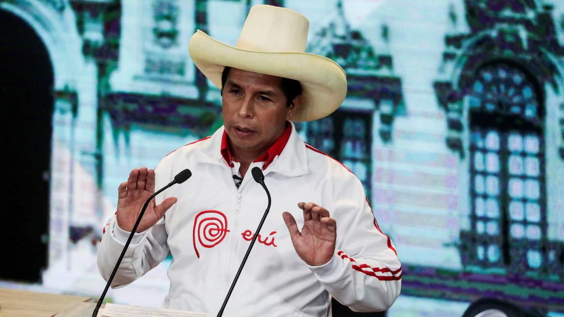Peru: Pedro Castillo's essential issues in his presidential agenda