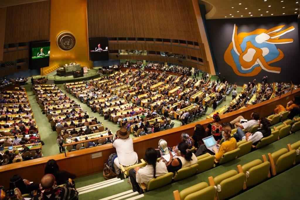 ONU advierte sobre baja participación de mujeres en los Gobiernos del mundo