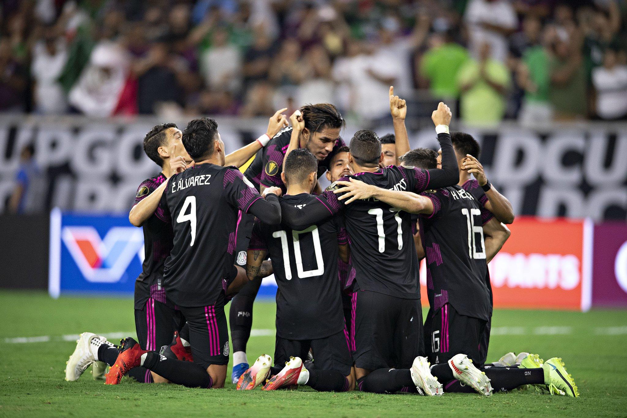 México sufre ante Canadá, pero se mete a la final de la Copa Oro