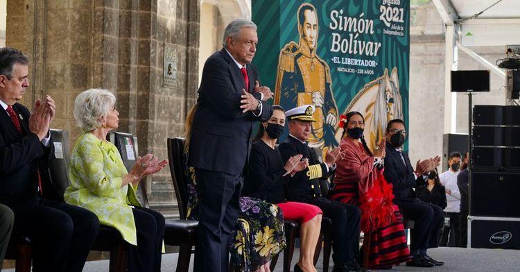 AMLO propone premio de la dignidad para el pueblo de Cuba