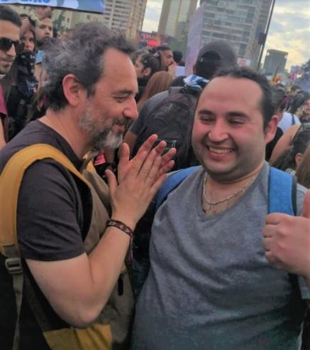 """Papá de Abel Acuña: """"El proceso constituyente se está iniciando en medio de la impunidad y de cientos de preso/as político/as"""""""