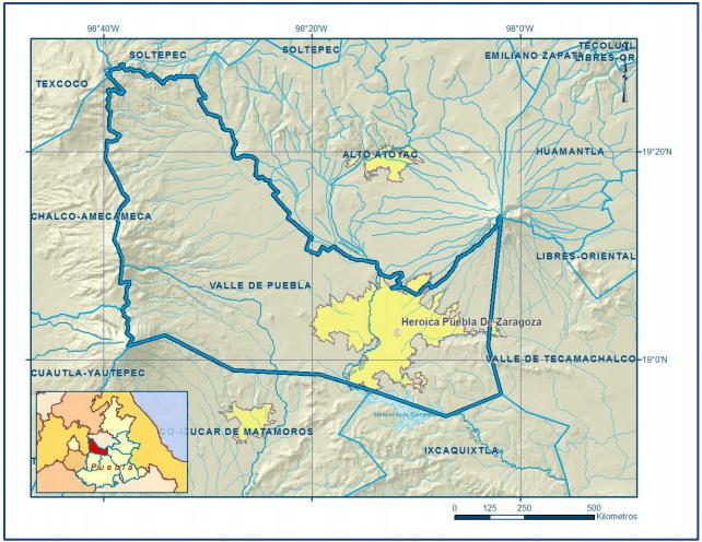 Piden se decrete al Acuífero del Valle de Puebla como Zona de Veda