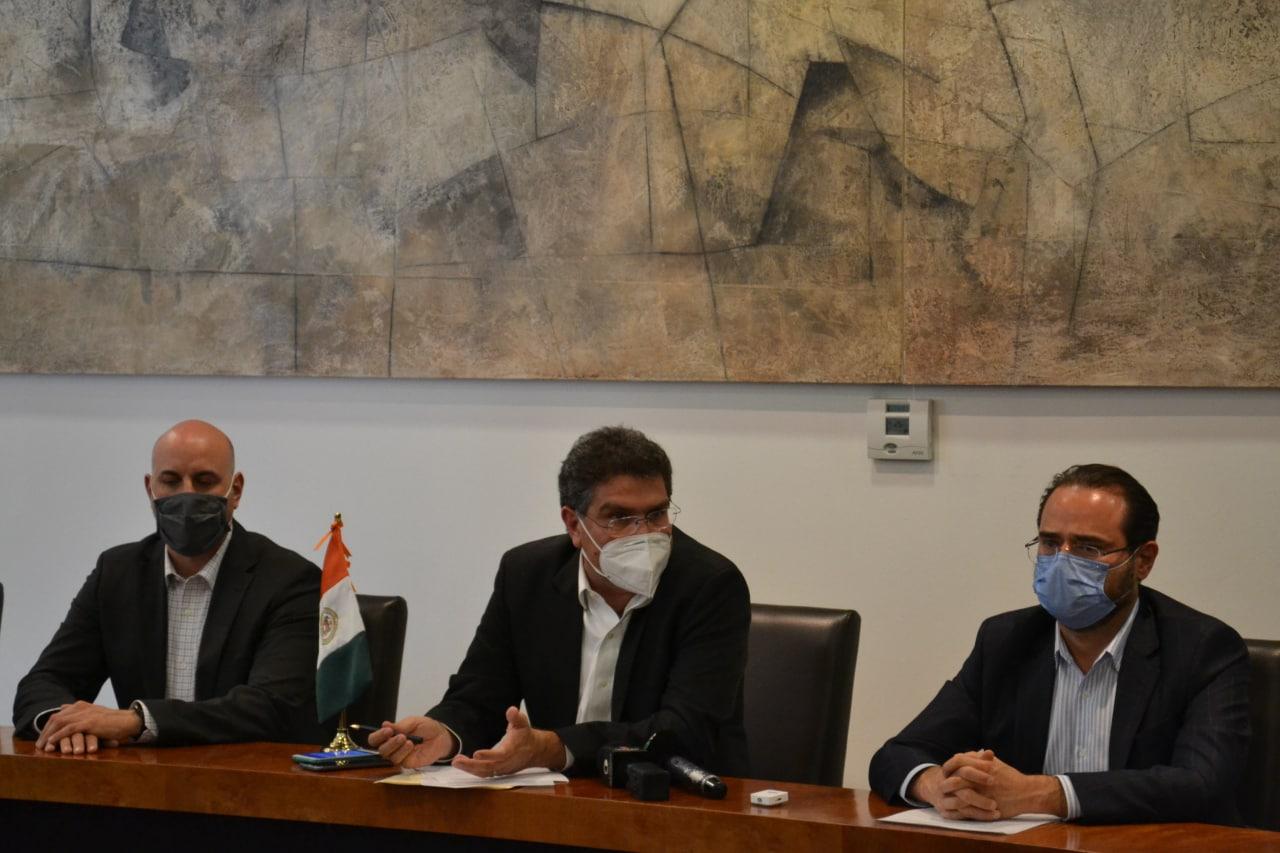 Armando Ríos Piter fue presentado como nuevo rector de la UDLAP