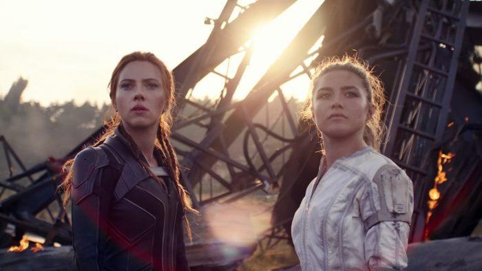Crítica de cine: 'Black Widow' (2021), las fórmulas no siempre funcionan