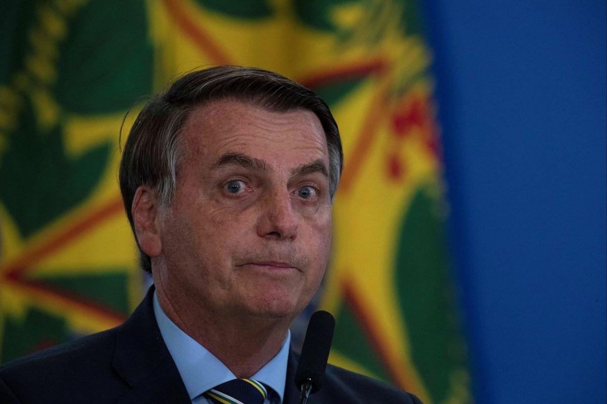 Bolsonaro: no sé si voy a disputar las elecciones del año que viene