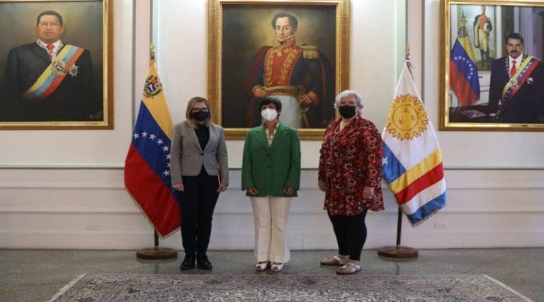 Venezuela y Programa Mundial de Alimentos para sur de África avanzan en una agenda de Alto Nivel