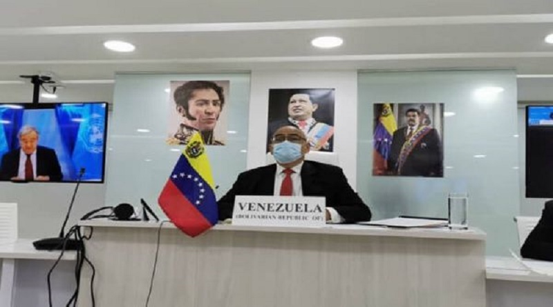 Venezuela insta a la ONU a declarar vacunas contra COVID-19 como un bien público