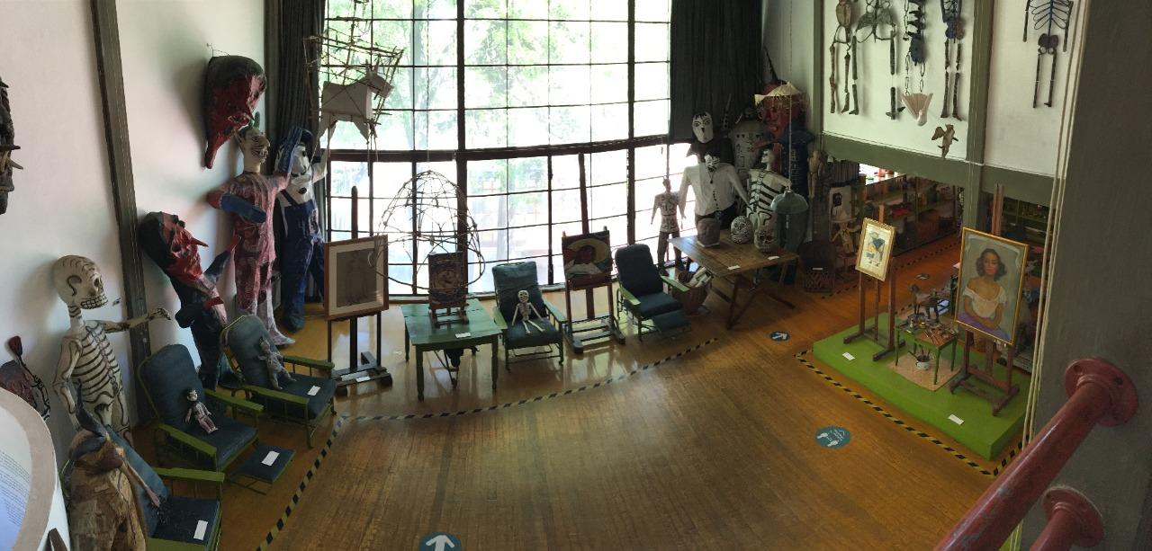 Un verano en el Museo Casa Estudio Diego Rivera y Frida Kahlo