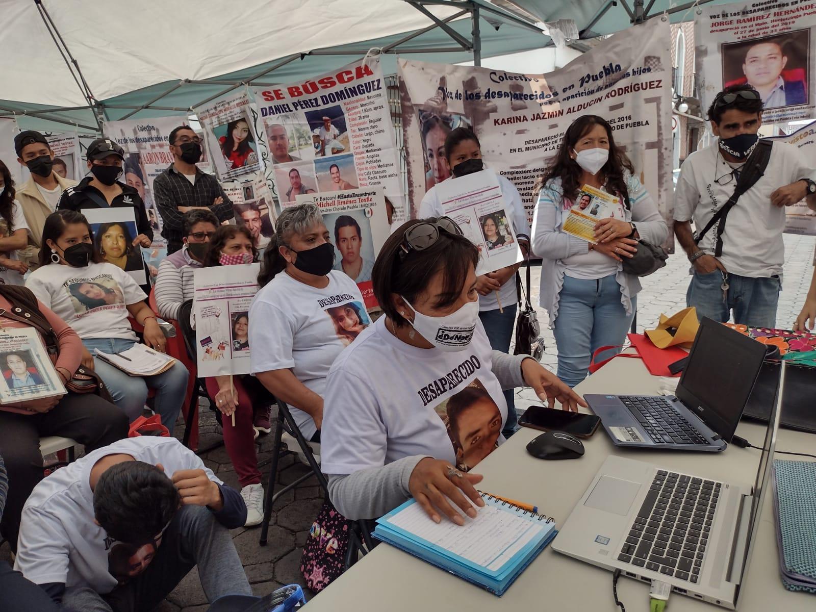 Barbosa presentará iniciativa para de Ley de Desaparecidos hasta la próxima legislatura