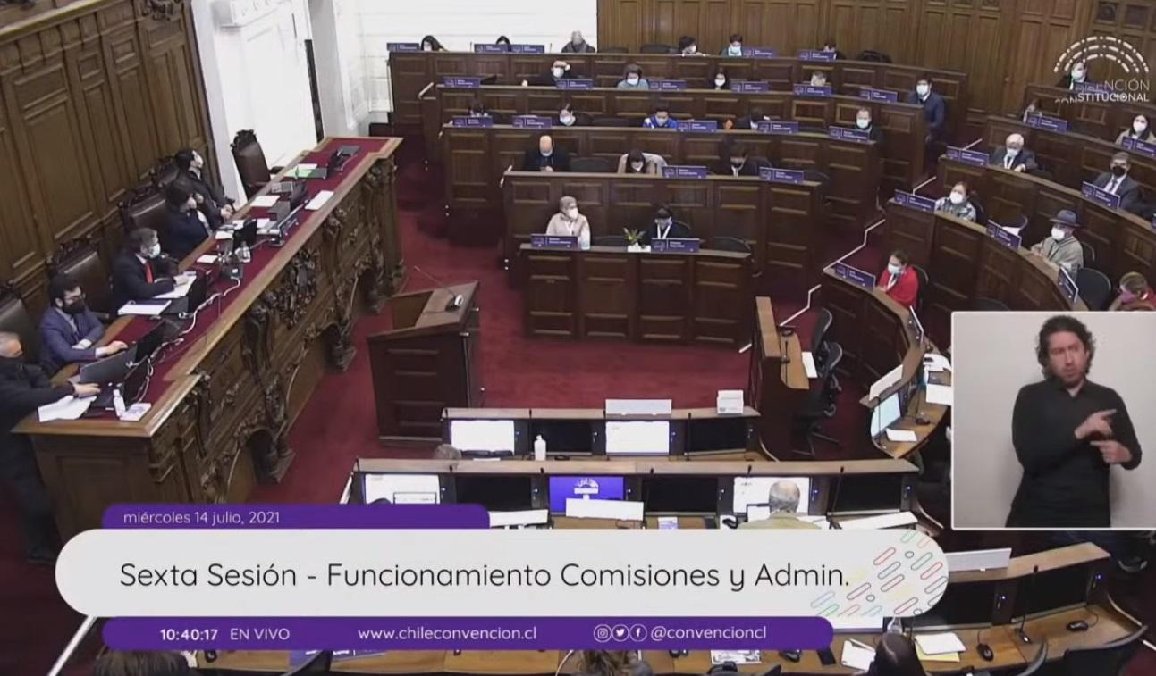 Convención Constituyente y la obligación de consulta, consentimiento y participación de los Pueblos Originarios