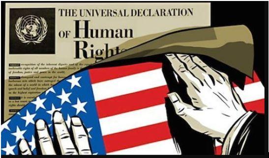 Estados Unidos: El sanguinario exterminador de los Derechos Humanos