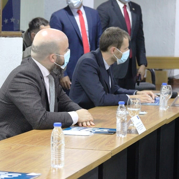 Poder Ciudadano de Venezuela  recibió a miembros de Misión Técnica de la Unión Europea