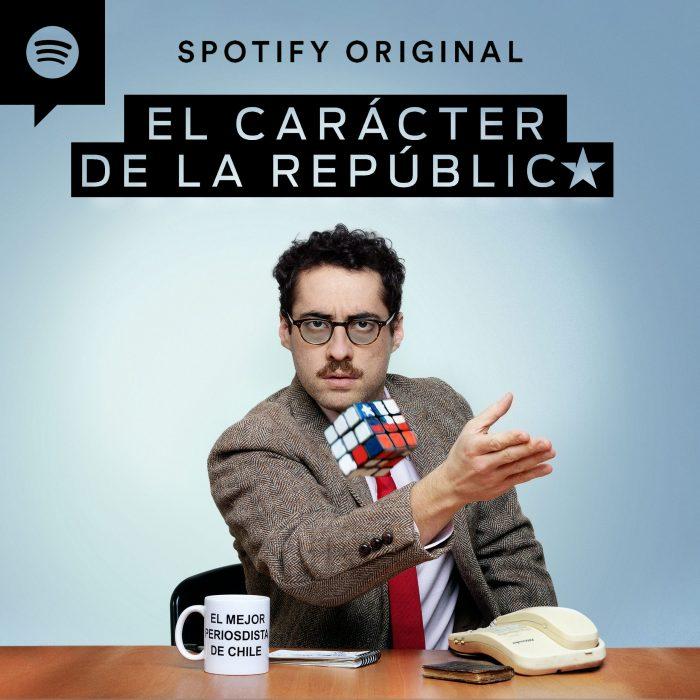 Frente Fracasados estrena show semanal de noticias en Spotify