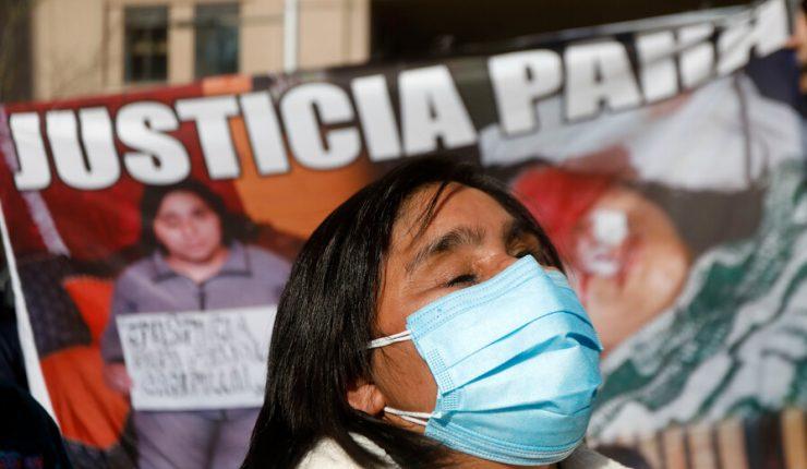 Fabiola Campillai sobre precandidatura senatorial: Queremos justicia y leyes que vayan en apoyo del pueblo