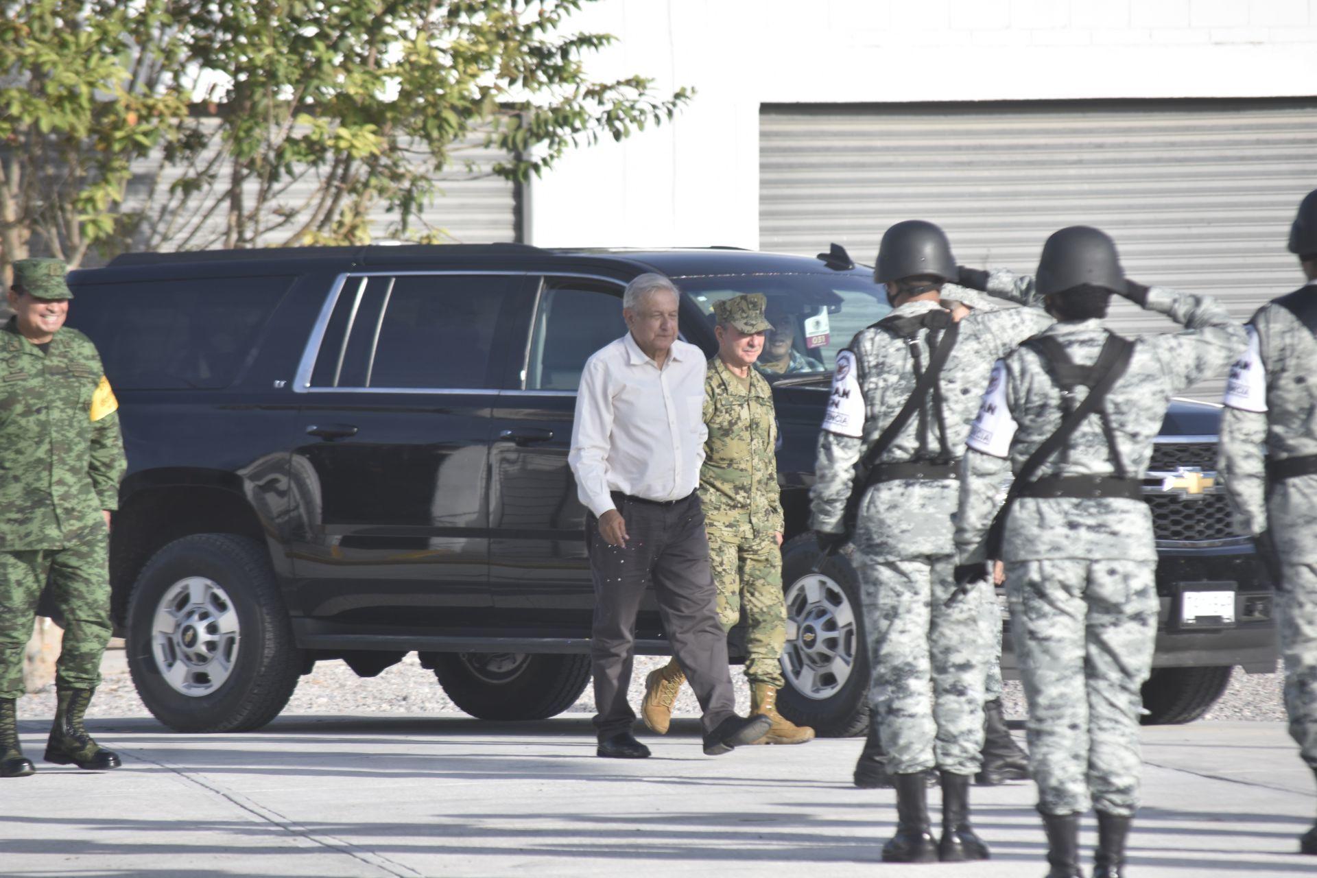 Destinan 50 mil mdp más a consolidación de la Guardia Nacional