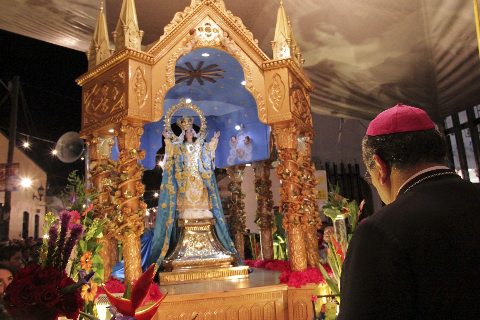 Por segundo año, Huamantla se queda sin la procesión de la Noche que Nadie Duerme