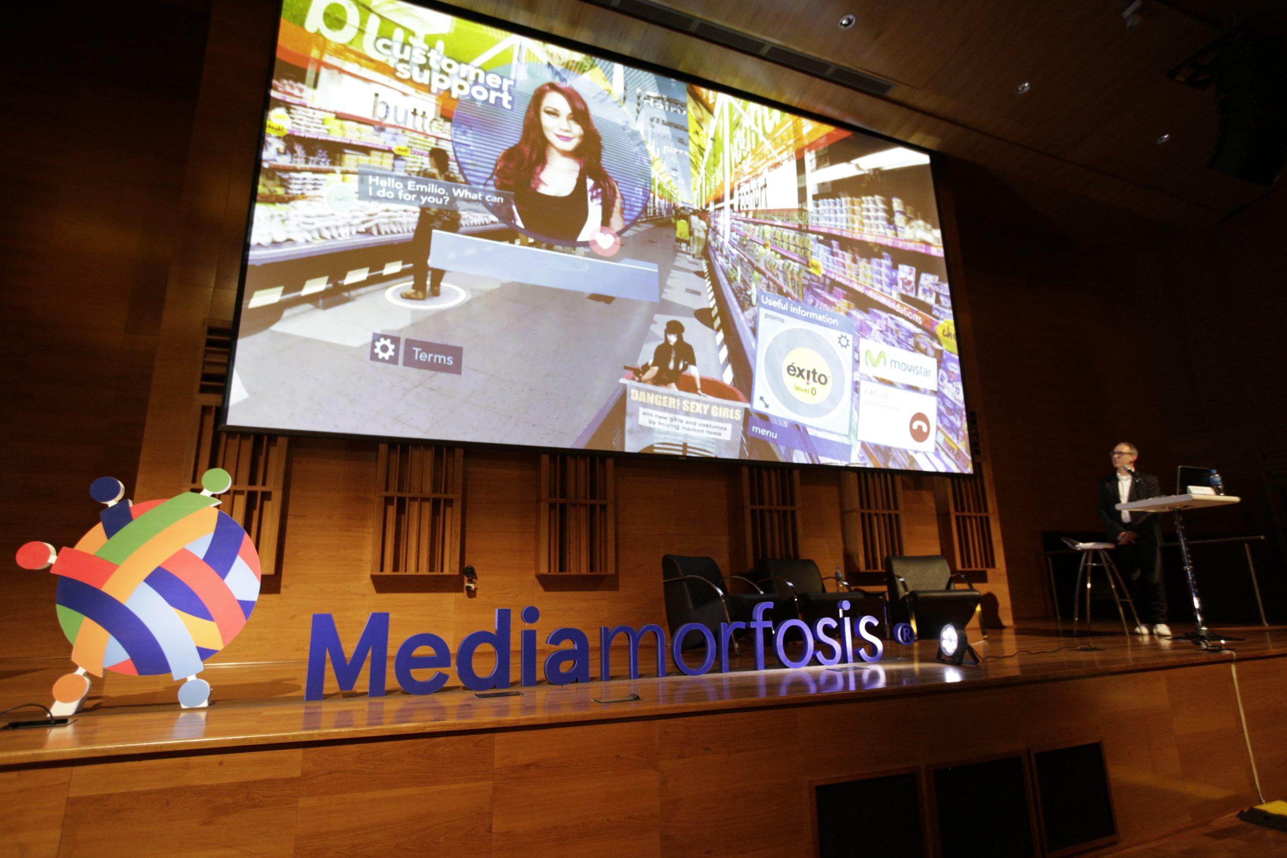 Nueva edición de Mediamorfosis: reflexiones sobre el futuro de los medios con creadores de Latinoamérica y el Mundo