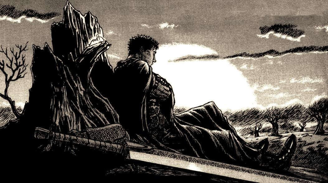 Tributo a Kentaro Miura, el mangaka de Berserk