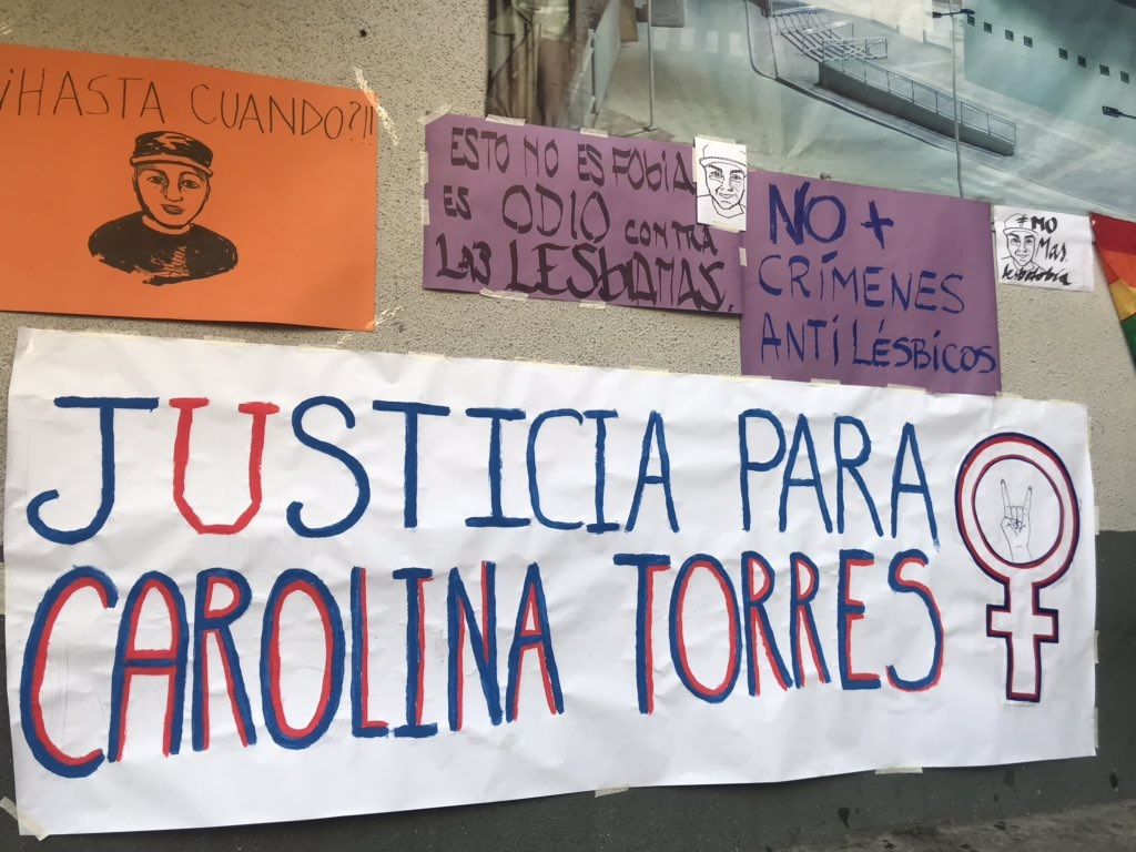 Santiago: 15 y 12 años de cárcel para autores de cobarde agresión lesbofóbica
