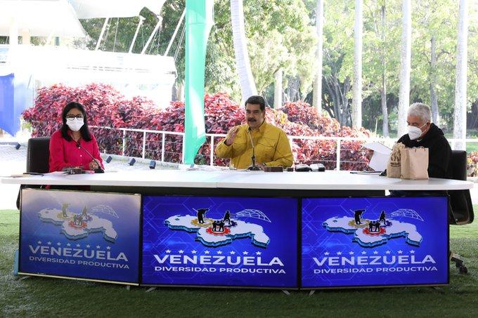 Maduro bloqueo juegos olímpicos