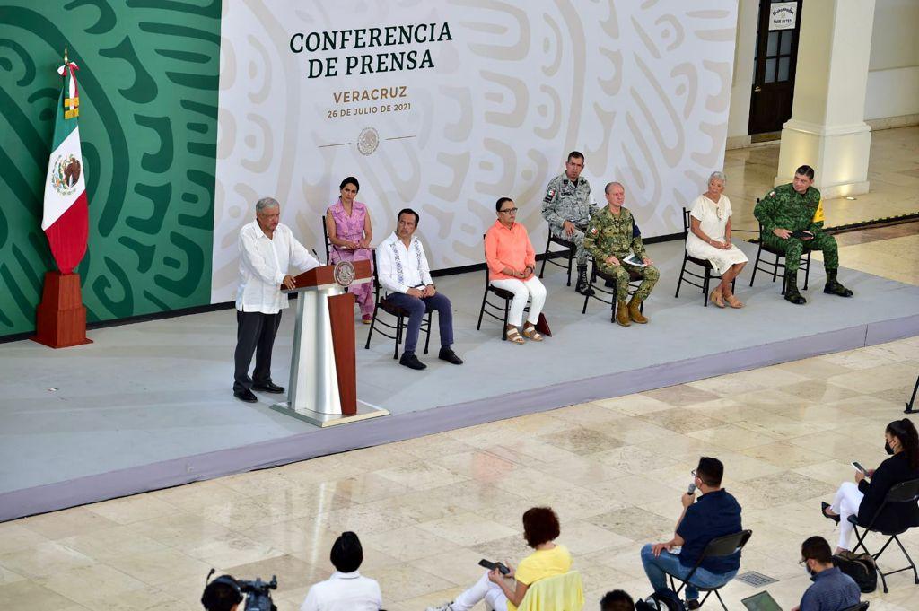 López Obrador solicita a Joe Biden levantar bloqueo a Cuba