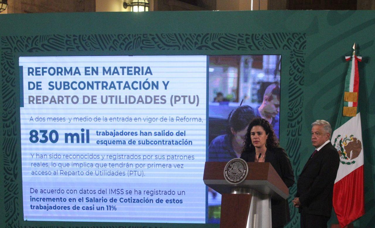 Empleados mexicanos recibirán 157 mil mdp de utilidades en 2022