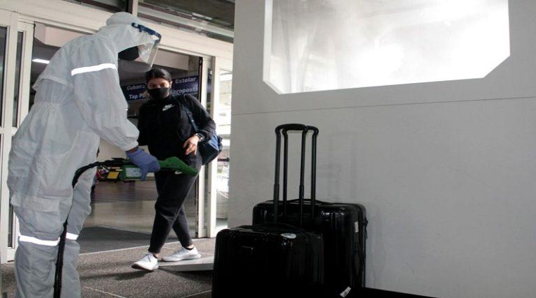 Venezuela: Equipo epidemiológico mantiene detección del COVID-19 en el aeropuerto internacional Simón Bolívar de Maiquetía