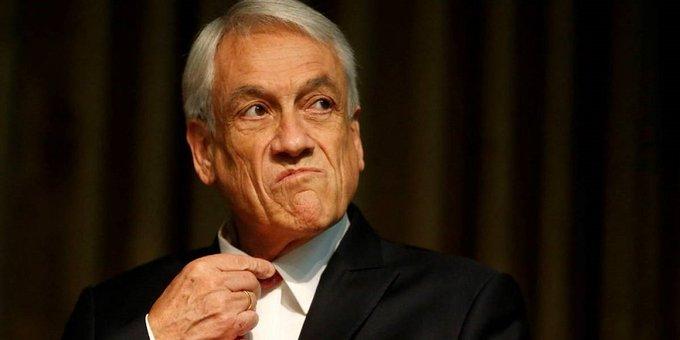 Piñera declaró ante Fiscalía por delitos de lesa humanidad durante el estallido social