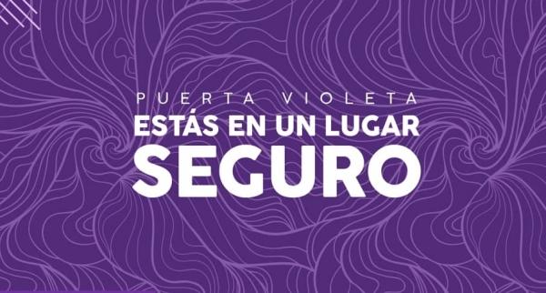 Ayuntamiento de Puebla presenta la estrategia Puerta Violeta