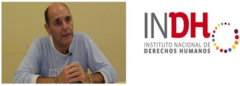 Defensa del comandante Ramiro acusa al INDH de ceder a presiones y no procurar traslado a Cárcel de Alta Seguridad para atenuar aislamiento extremo
