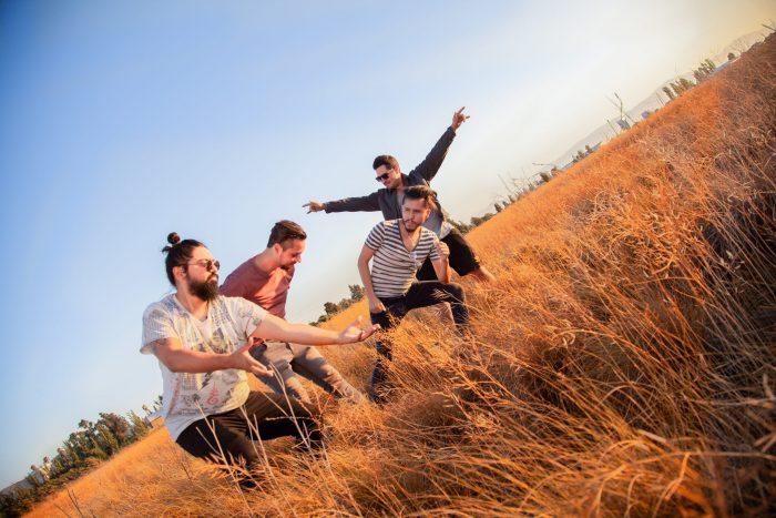 Los Psiconautas editan su primer EP y estrenan videoclip