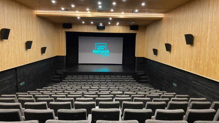 Centro Arte Alameda anuncia apertura de su Sala de Cine en el CEINA