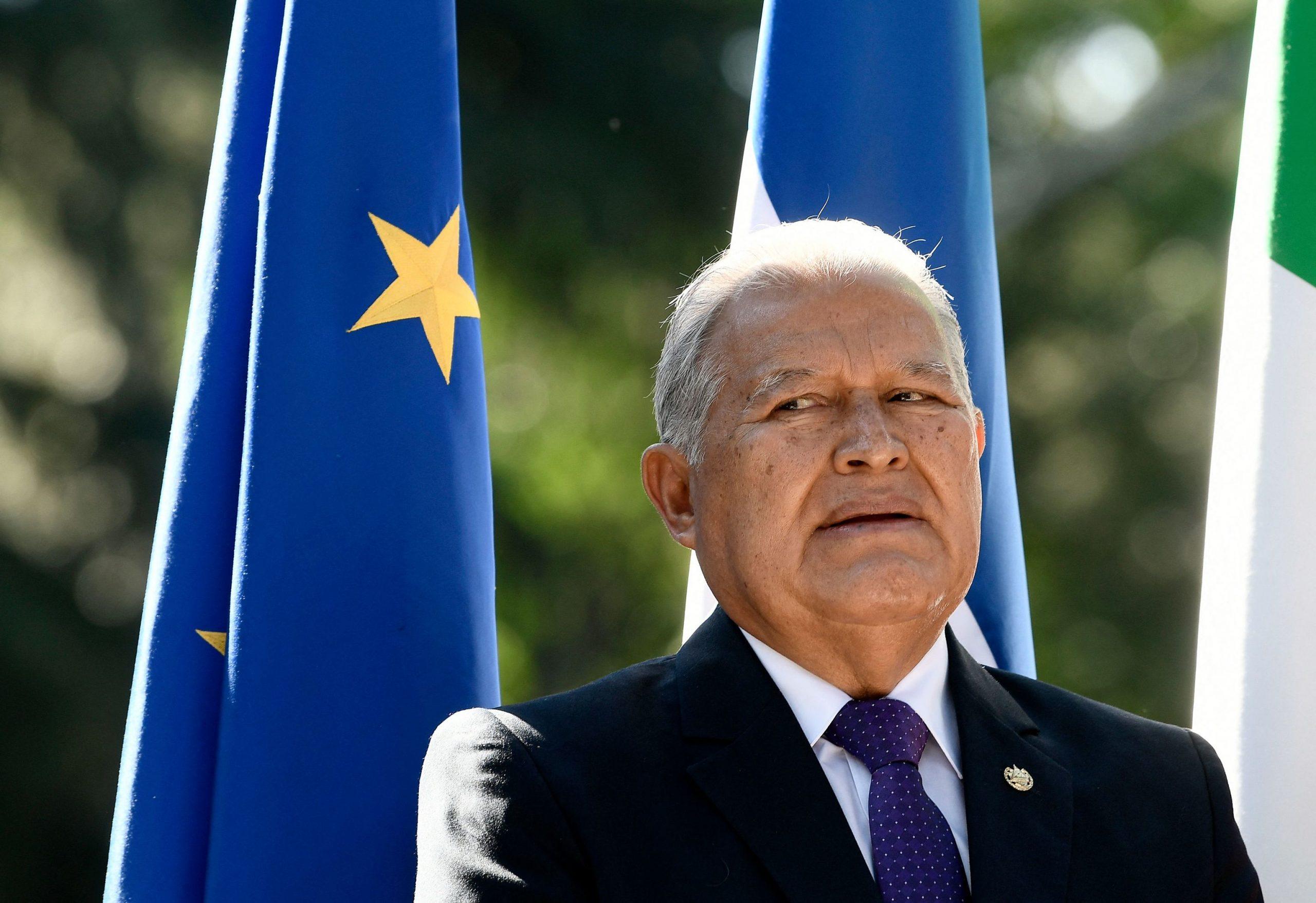 Nicaragua otorga la nacionalidad al expresidente salvadoreño Sánchez Cerén