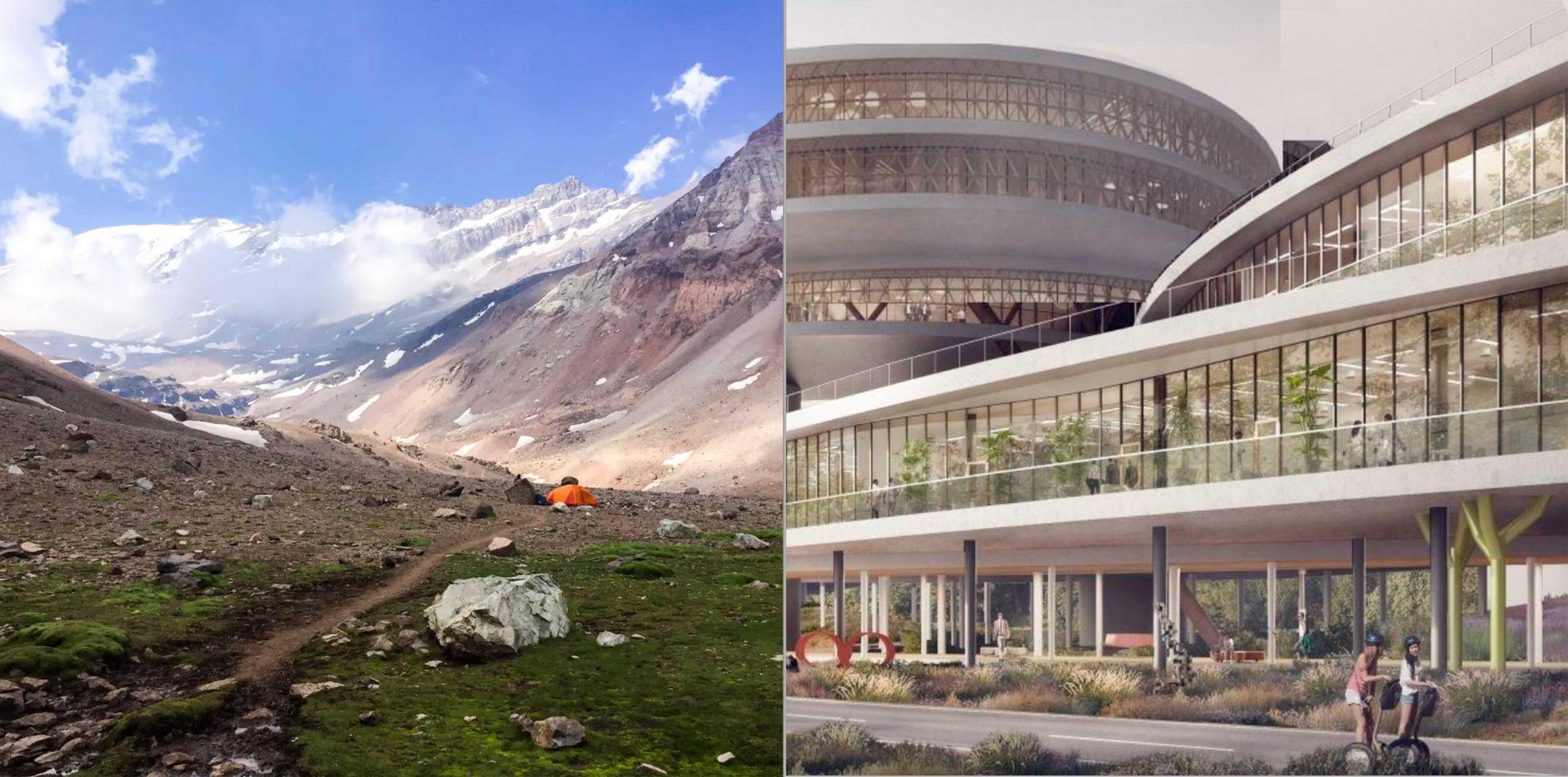Futuriza, entre viejos conocidos y nuevos rostros: La iniciativa privada que busca construir en el sector del histórico cerro El Plomo