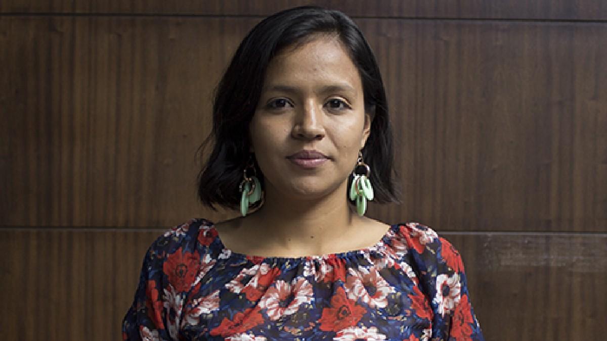 Diputada Olivia Zúñiga: «Hace cinco años que nos enfrentamos a grupos de poder económico que han intentado ejercer sus influencias sobre el poder judicial hondureño»